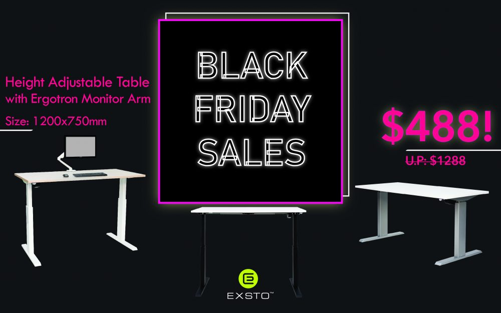 height adjustable table sales